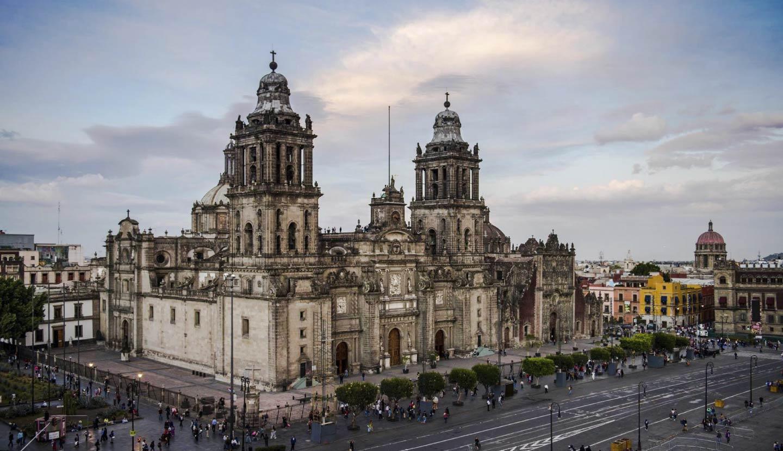 MÉXICO: ATRÉVETE Y VUELA