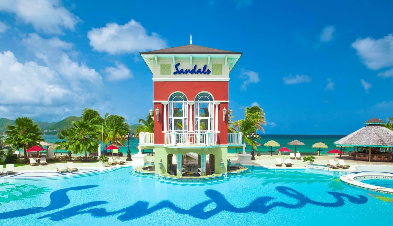 Vacaciones en SANDALS RESORTS